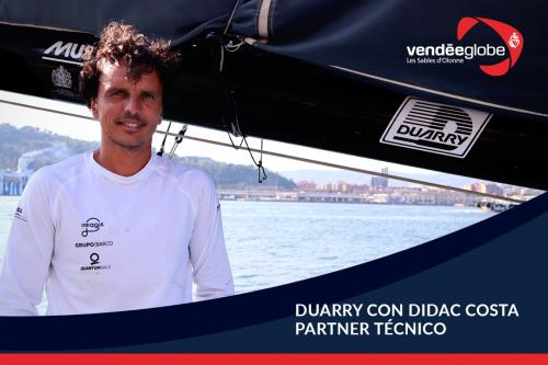 Duarry Technical Partner of Didac Costa