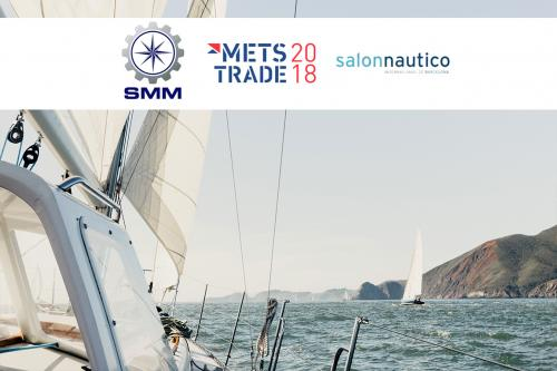 Ausmar – Present in the leading International Maritime events